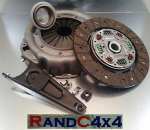 5551K-Land-Rover-Discovery-300-Tdi-EXTREME-USE-3-part-Clutch-Kit-Bearing-amp-Fork