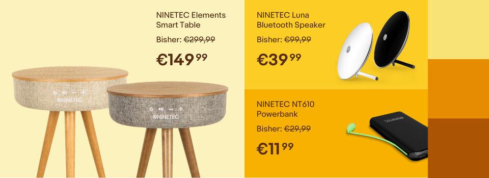 Wir feiern NINETEC mit bis zu 70% Rabatt – Zur Aktion - Wir feiern NINETEC mit bis zu 70% Rabatt*