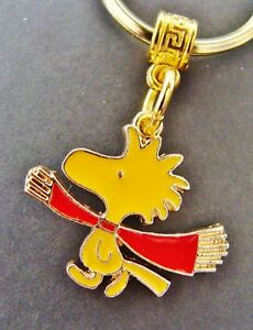 Snoopy and woodstock various designs dog and bird keyring