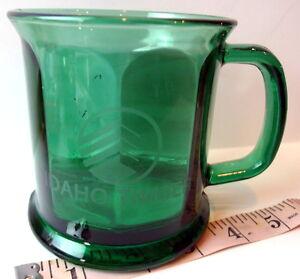 Idaho-Timber-Green-Glass-Coffee-Mug