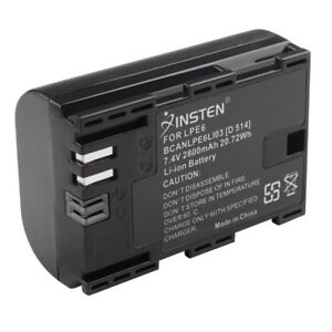 7.4V LP-E6 LPE6 Decoded rechargeable Battery for Canon EOS 7D