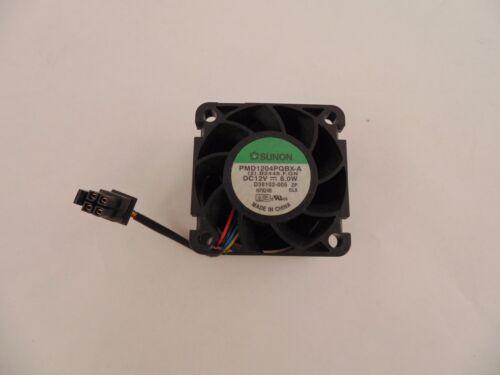 SUNON PMD1204PQBX-A INTEL D38102-005 DC12V 8.0W FAN AA3 E