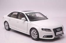 Audi A4L 2010 car model in scale 1:18