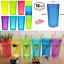 Set-Of-18-Durable-Shatter-Proof-Beverage-Plastic-Tumblers-20-Oz-Dishwasher-Safe thumbnail 1