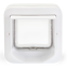 SureFlap-Dual-Scan-Microchip-Cat-Flap-White-Selective-Entry-amp-Exit-Genuine thumbnail 3