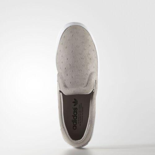 gris deporte Zapatillas Adidas Originals gamuza para de Uk Court en 5 mujer 5 tamaño Vantage 41qav51x