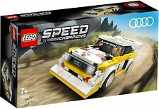 LEGO Speed Champions 76897  1985 Audi Sport quattro S1    NEUHEIT 2020 OVP~