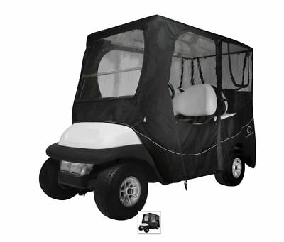 Golf Cart Enclosure 4 Person Fairway Fits Long Roof Dimensions up to 80