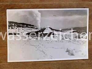 Orig.Foto Klb. Steinhelle Medebach Nr.7  Weihnachtswünsche Moll - Born (496)