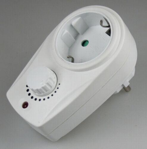 Prises de courant variateur luminosité régulateur variateur prise de courant