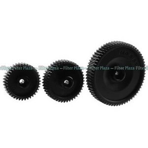 3pcs FOTGA 38x 43x 65x 0.8mm Mod Pitch Gear Pinion for DP500II S 2S Follow Focus