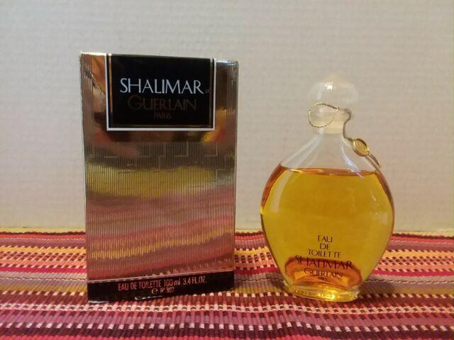 Ml 4 Splash 100 Cologne Eau De Shalimar 3 Fl Guerlain For Women oz iXZOPkuT