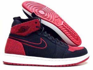 cfbeb838b9880 Nike Air Jordan 1 Ultra High Retro Bred Banned Flyknit 844700-001 ...