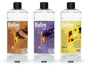Bioethanol Fuel EcoLine Clean Burn Bioethanol Premium Grade Quality Scented