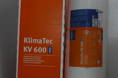 6,99€//m² Erfurt KlimaTec Pro KV 600 Gewerbequalität 30x1mx4mm Thermovlies Vlies