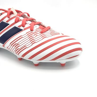 0e4a03ed0 Details about NEW Adidas Performance (BY8886) Nemeziz 17.4 FG W Soccer  Shoes Women's SZ 8.5