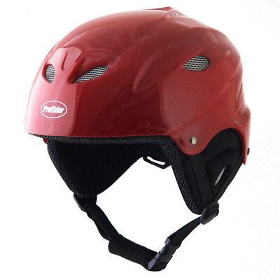 New ProRider HS Ski Helmet Red Free Shipping 48 St