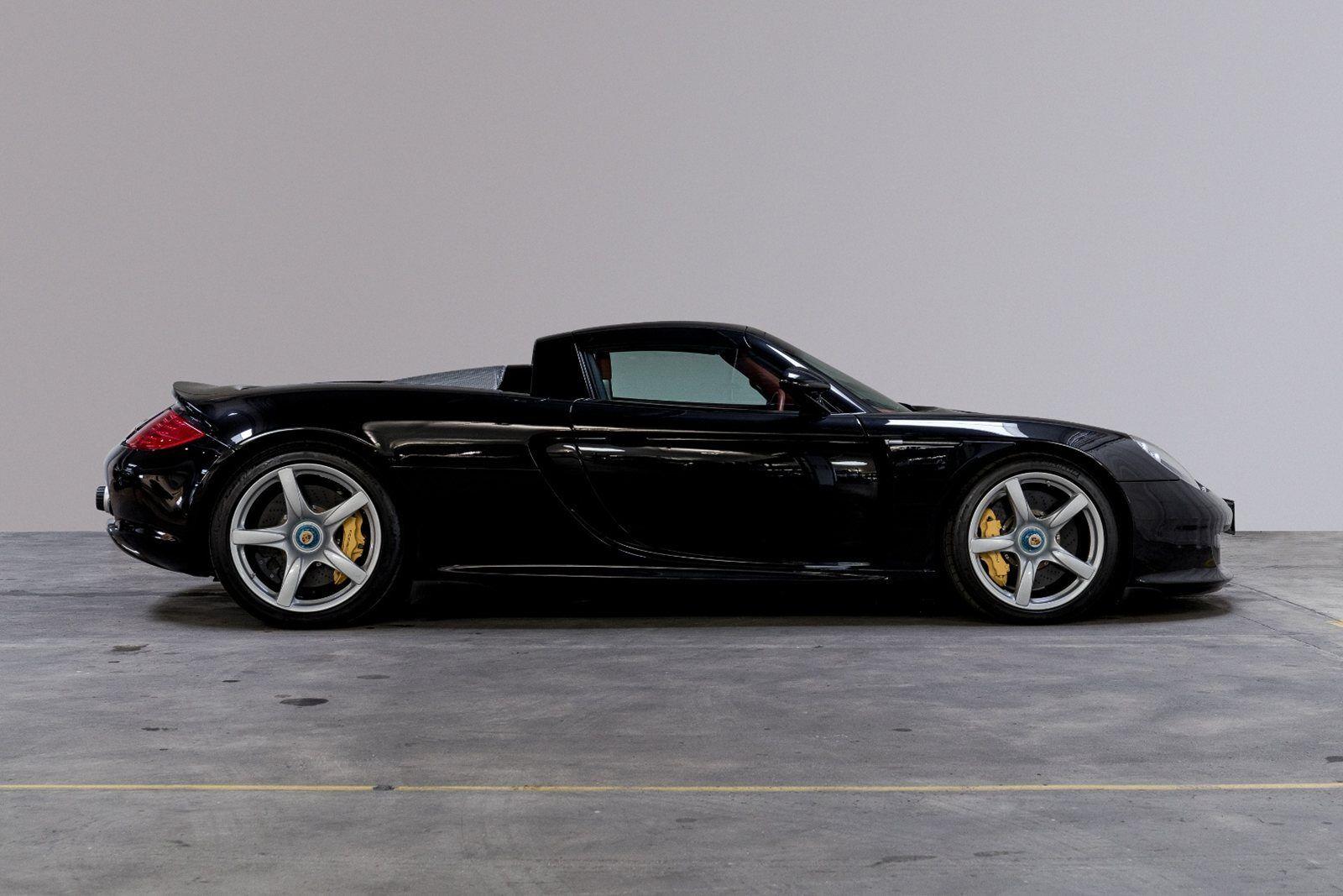 Porsche Carrera GT 5,7  2d - 6.341.000 kr.