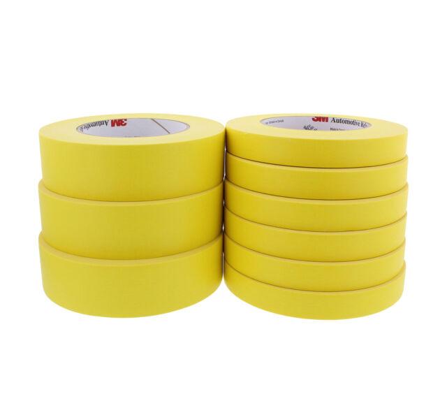 3m Automotive Refinish Masking Tape Kit 3 3m 06654 And 6 3m 06652 9 Rolls