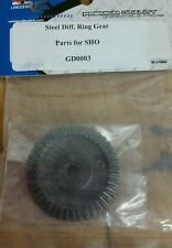 RD Logics GD0003 Steel diff. Ring gear parts for SHO