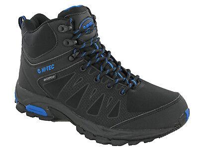 Hi-tec Raven Mid Waterproof Walking Hiking Trekking Boots Uk7-12 Guter Geschmack