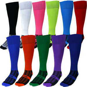 3dcf6b29bf Image is loading ziland-football-compression-socks-adult-youth-size-3-