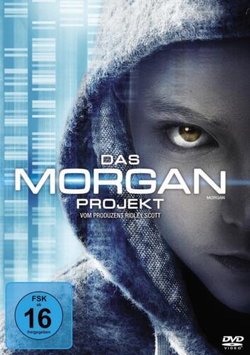 1 von 1 - Das Morgan Projekt (2017) DVD NEUWERTIG