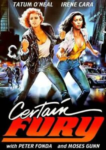 CERTAIN-FURY-1985-NEW-DVD