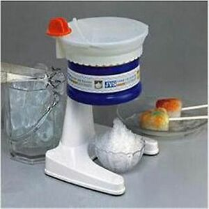 Jvs Easy Ice shaver / Gola / Slush maker (1 Pcs) - Summer Special