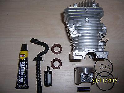 Kolben Zylinder passend Stihl 025 250 neu SET 2  motorsäge kettensäge