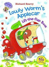 LOWLY WORM'S APPLECAR (9780764166730) - RICHARD SCARRY (HARDCOVER) NEW