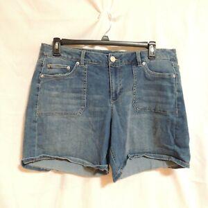 Lane-Bryant-Women-039-s-Size-18-Jean-Shorts