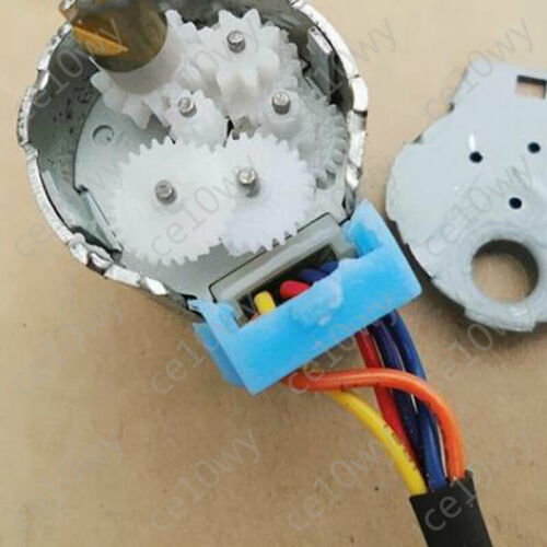 20mm Schrittmotoren 4-Phase 5-Wire Gearbox Stepper Motor DIY Micro Controller
