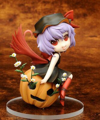 2pcs//set Touhou Project Remilia /& Flandre Scarlet Halloween PVC Figure