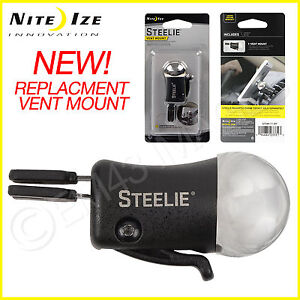 New Nite Ize Steelie Vent Mount For Iphone Galaxy Htc