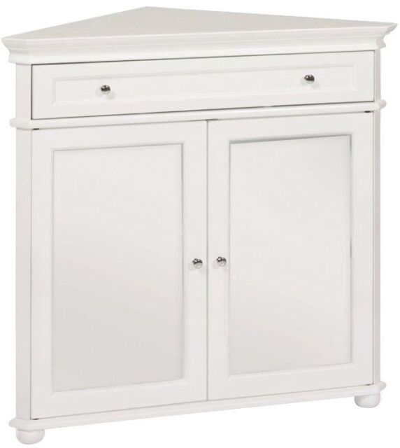 Storage Cabinet Tall Bathroom Furniture