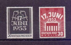 Berlin-1953-Volksaufstand-MiNr-110-111-postfrisch-Michel-50-00-641