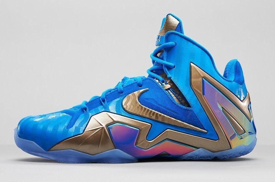 Nike lebron james xi elite se maison du molto raro!!