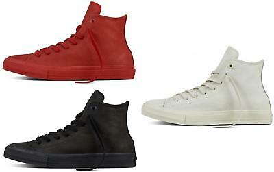 Converse Chuck II Chuck Taylor 2 Premium Textured with Leather Lunarlon Insole