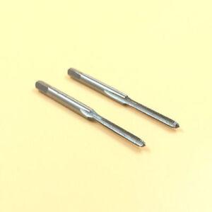 1pc HSS Machine M1.6 X 0.35mm Plug Tap and 1pc M1.6 X 0.35mm Die Threading Tool