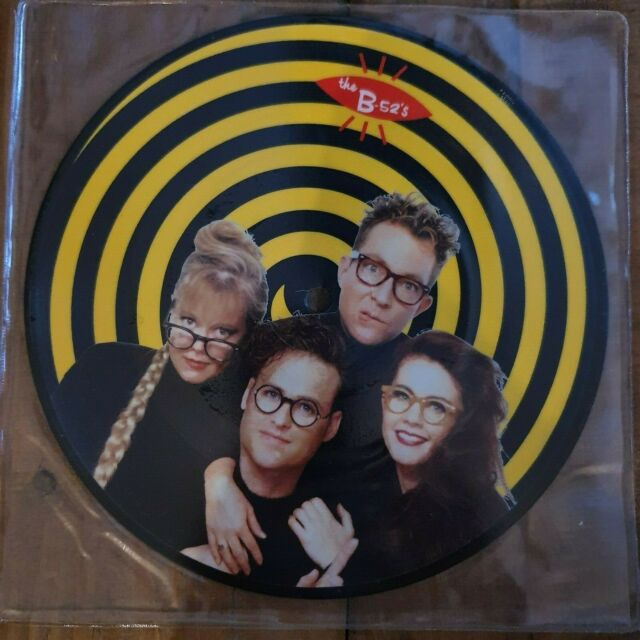 The B52s Awesome New POSTER Love Shack