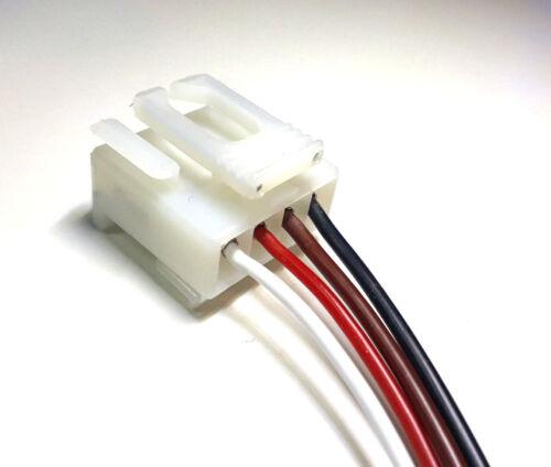 Rückleuchten Stecker Rücklicht Fiat Punto Alfa 147 Kontakt Pins Kabel Rep-Satz