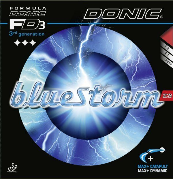 Donic blueeStorm Z3 Table Tennis Rubber
