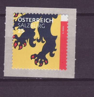 3306 ** Heraldik Salzburg Einzelmarke Attractive Designs; Österreich Nr Österreich Ab 1945