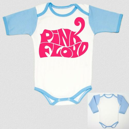 PINK FLOYD MODEL:2 BLUE baby body infant children boy toddler newborn pink floyd