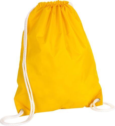 IP0106 ZUZIFY Nylon Cinchsack Drawstring Backpack