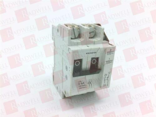 SIEMENS 5SN7216-0KB30 5SN72160KB30 NEW NO BOX