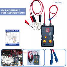 Car Fuel Injector Tester 4 Pulse Mode 12v Injector Diagnostic Cleaner Controller