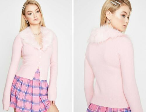 Dolls Kill, Sugar Thrillz: Social Status Faux Fur
