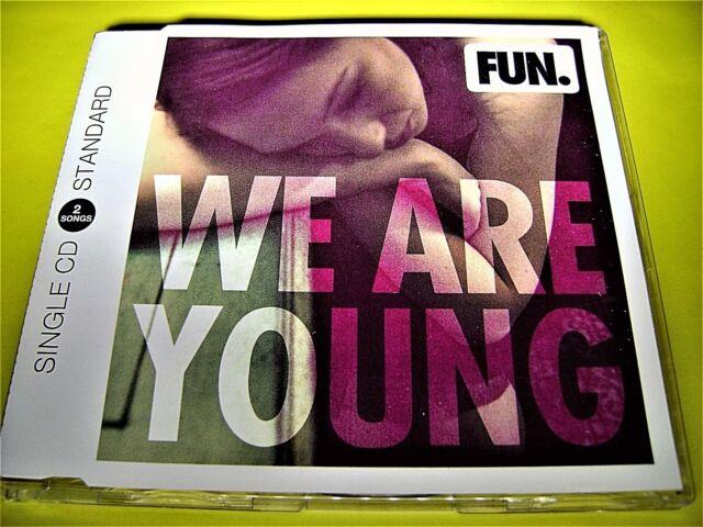 FUN. - WE ARE YOUNG   Maxi Rarität   Shop 111austria